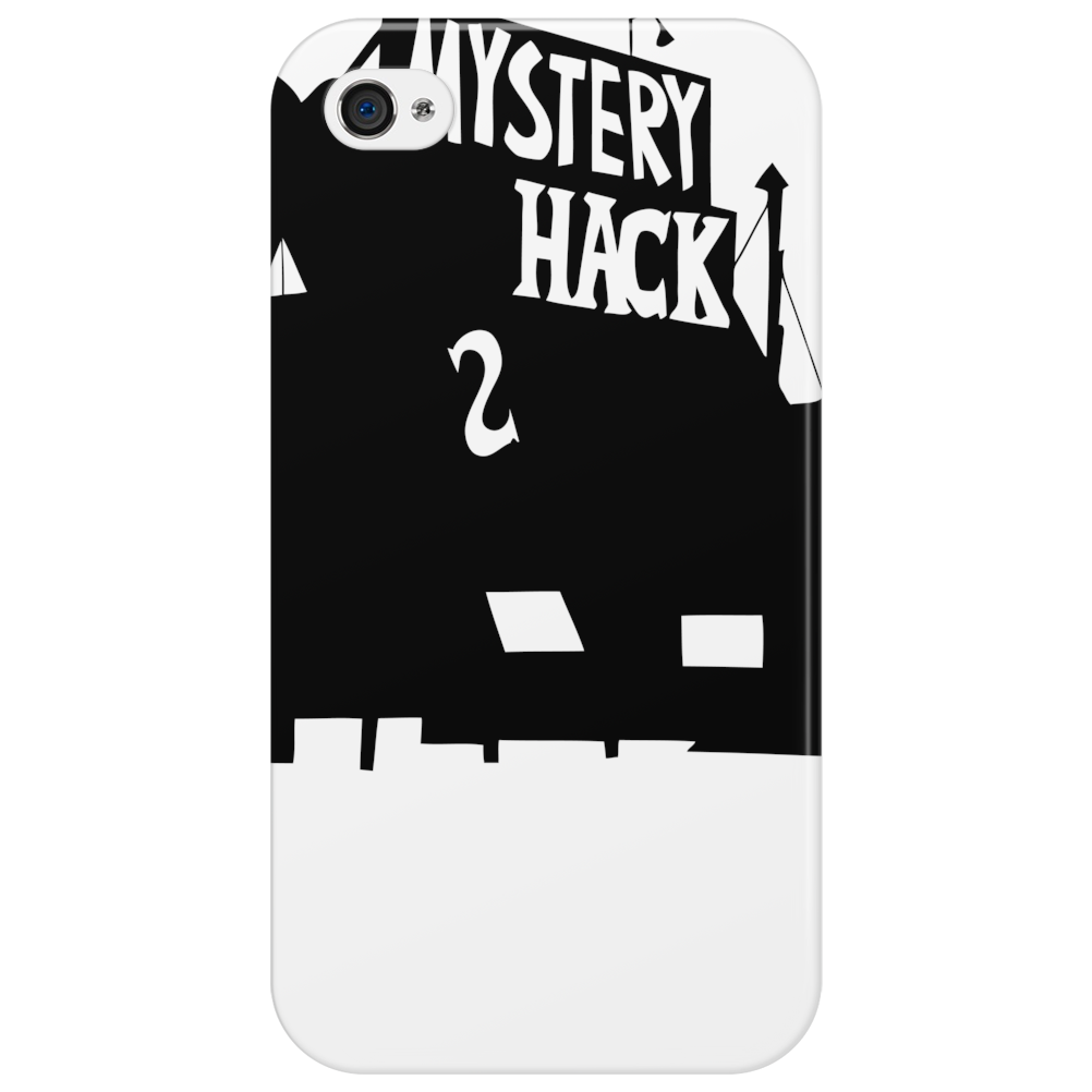 Whos That Shack Phone Case