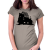 Whos That Shack Womens Fitted T-Shirt