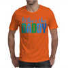 Who's The Daddy Christmas Mens T-Shirt