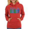 Who's The Daddy Christmas Womens Hoodie