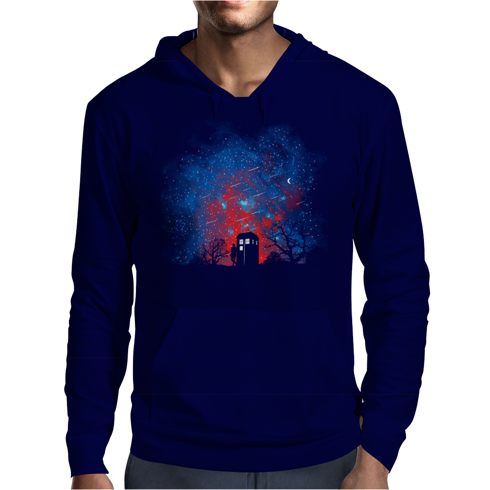 Who's World Mens Hoodie