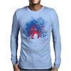 Who's World Mens Long Sleeve T-Shirt
