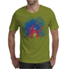 Who's World Mens T-Shirt