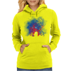 Who's World Womens Hoodie
