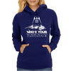 Who's Your Daddy Womens Hoodie