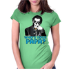 WHO'S YOUR PAPA? PAPA III Womens Fitted T-Shirt