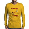 WICKED BASE Mens Long Sleeve T-Shirt
