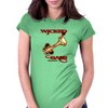 WICKED BASE Womens Fitted T-Shirt