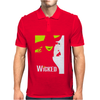 Wicked Broadway Musical About Wizard Of Oz Mens Polo