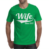 Wife Since 2012 Mens T-Shirt