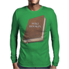 Wikibookia Mens Long Sleeve T-Shirt