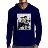Wild Wild West Robert Conrad TV Show Mens Hoodie