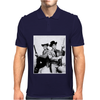 Wild Wild West Robert Conrad TV Show Mens Polo