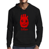 Wilson Castaway Tom Hanks Film Mens Hoodie