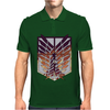 Wings of freedom - Attack on titan Mens Polo