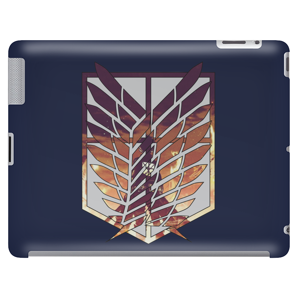 Wings of freedom - Attack on titan Tablet
