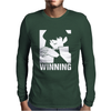 Winning Mens Long Sleeve T-Shirt