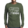 Winona Gun Mens Long Sleeve T-Shirt