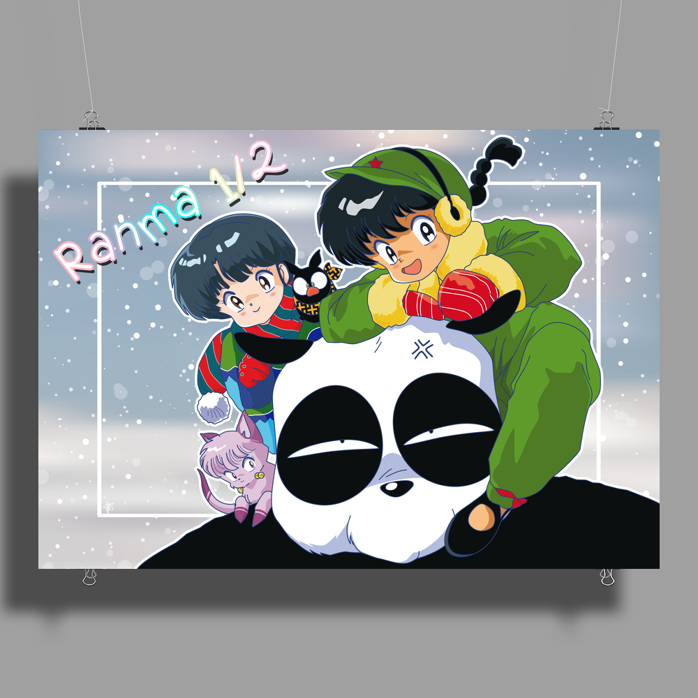 Winter Edition Poster Print (Landscape)
