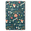 Winter garden pattern 001 Tablet