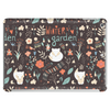Winter garden pattern 003 Tablet
