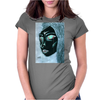 Winter Ghost Of Pain Womens Fitted T-Shirt