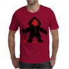 Winter Horror Mens T-Shirt