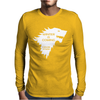 Winter is Coming - House Stark Mens Long Sleeve T-Shirt