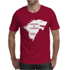 Winter is Coming - House Stark Mens T-Shirt