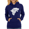Winter is Coming - House Stark Womens Hoodie
