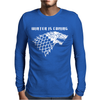 Winter is Coming Mens Long Sleeve T-Shirt