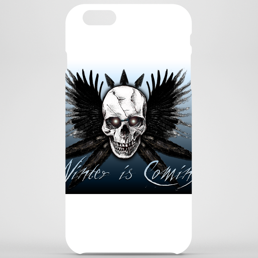 winter is coming Phone Case