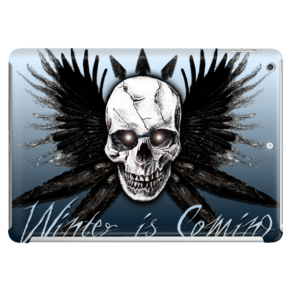winter is coming Tablet (horizontal)