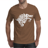 Winter is Coming Typography Mens T-Shirt