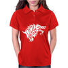 Winter is Coming Typography Womens Polo