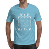 Winter Is Coming Ugly Christmas Sweater Mens T-Shirt