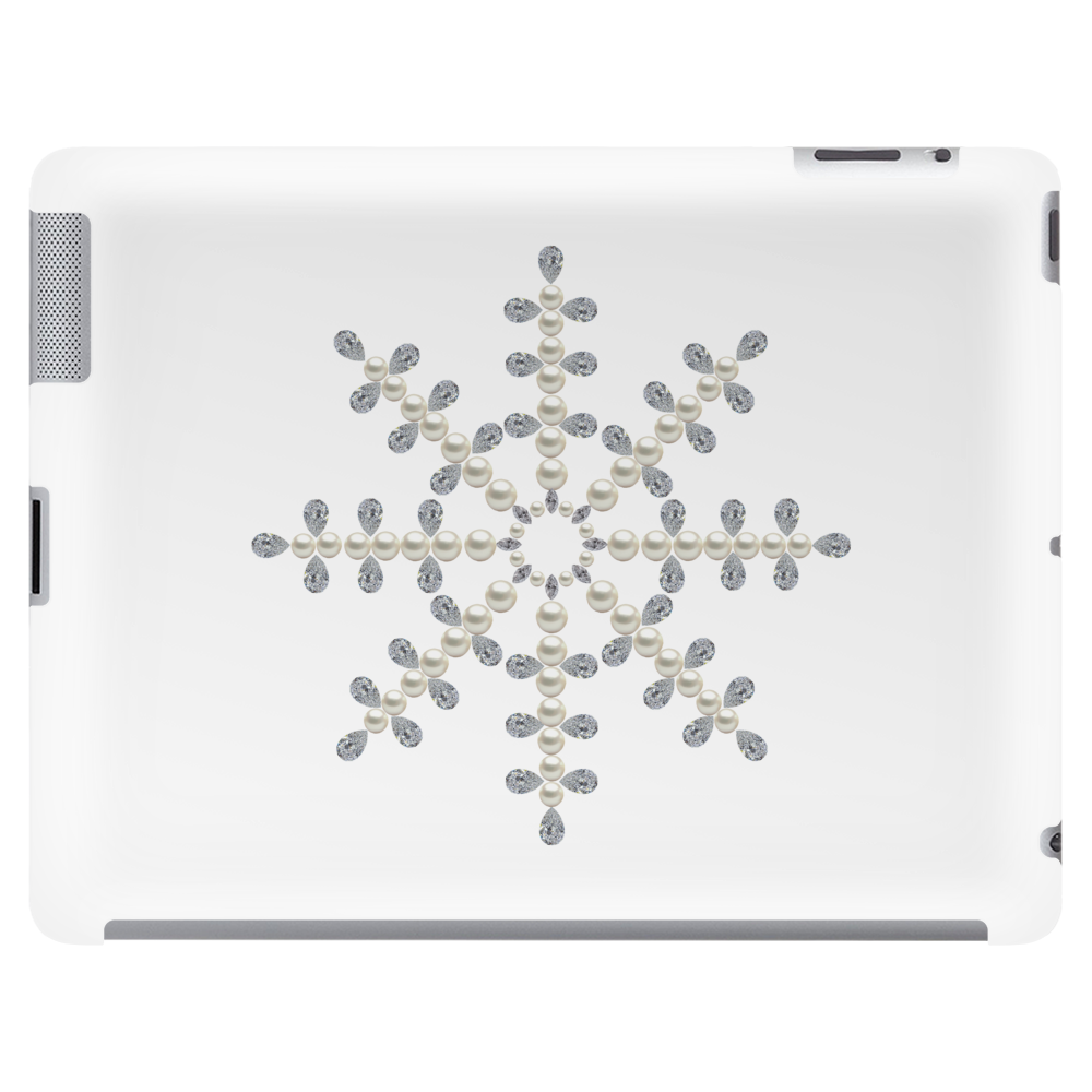 Winter Snowflake Tablet