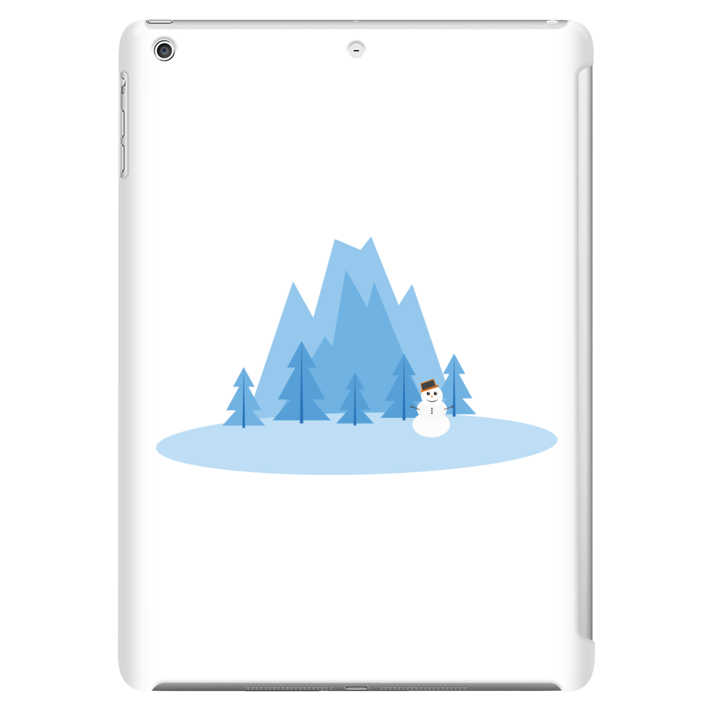 Winter Wonderland Tablet
