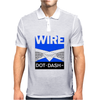 Wire - Dot Dash Mens Polo