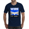 Wire - Dot Dash Mens T-Shirt