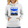 Wire - Dot Dash Womens Hoodie