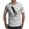 wire stripping tool art Mens T-Shirt