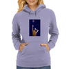 wish upon a star Womens Hoodie
