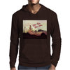Wish you were here Mens Hoodie