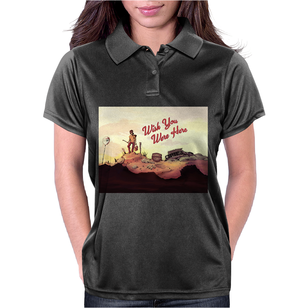 Wish you were here Womens Polo