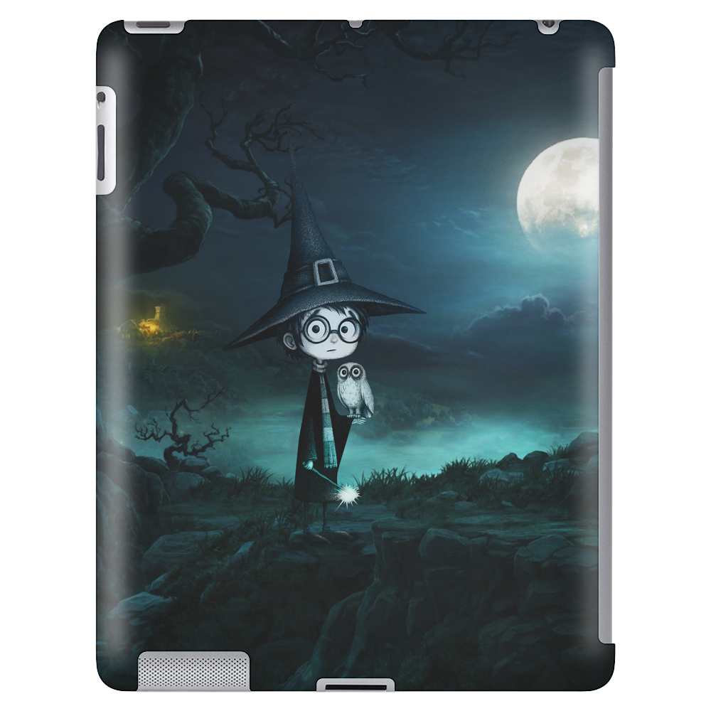 Witch at The Nightmare Tablet (vertical)