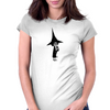 Witch at The Nightmare Womens Fitted T-Shirt