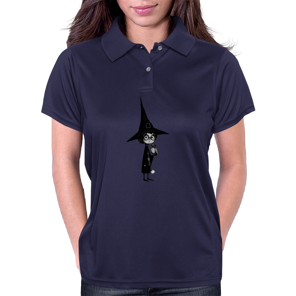 Witch at The Nightmare Womens Polo
