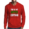 WITCH COSTUME Mens Hoodie