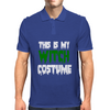 WITCH COSTUME Mens Polo